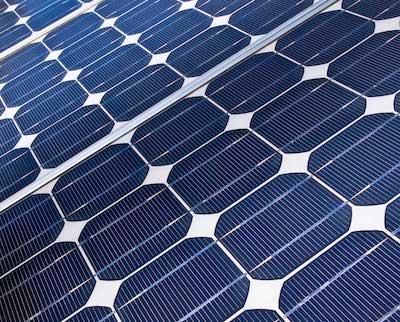 Trattamento dei pannelli fotovoltaici