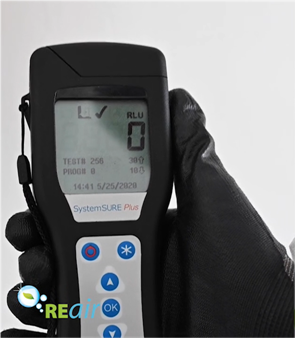 Strutture Ricettive REair bioluminometro